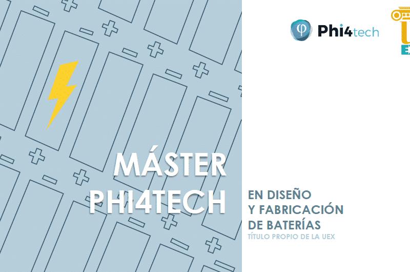Master Phi4tech Universidad Extremadura